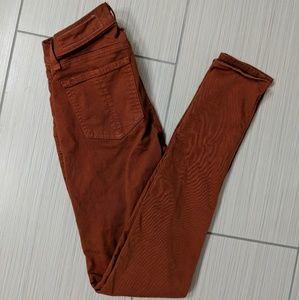 Rag & Bone ☠️ Skinny Jeans